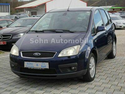 gebraucht Ford C-MAX C-MaxGhia Klimaautomatik/Xenon/Tempomat/Alu