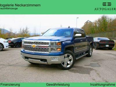 gebraucht Chevrolet Silverado 5.3l V8 4x4/Leder/Kamera/PDC/SZH/Tüv neu/AHK