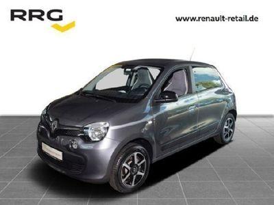 gebraucht Renault Twingo TwingoIII 0.9 TCe 90 LIMITED Faltdach, Klima, S