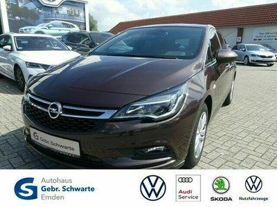 gebraucht Opel Astra 1.4 TSI Turbo Dynamic Rückfahrkamera Navi