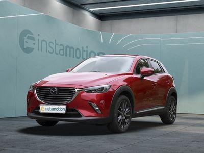 gebraucht Mazda CX-3 CX-3Sports-Line LED-Licht Navi Alu