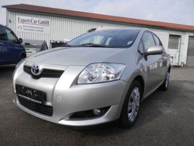 gebraucht Toyota Auris Sol