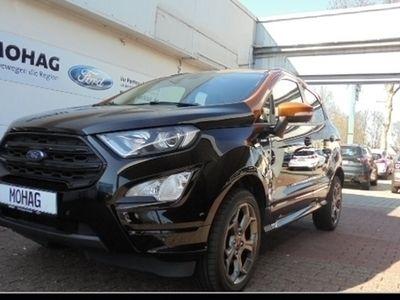 gebraucht Ford Ecosport ST-Line AWD Sync3 Winter-Paket PDC vo+hi Klimaautomatik
