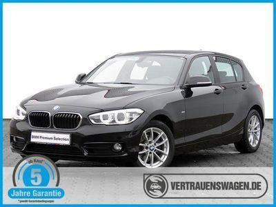 gebraucht BMW 116 D Sport Line LED NAVI PRO KEYLESS LORDOSE