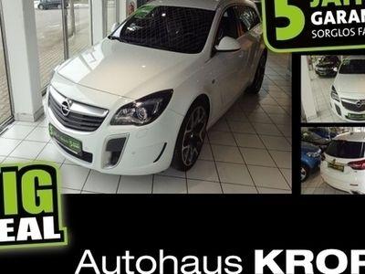 käytetty Opel Insignia ST 2.8 V6 Turbo OPC BiXenon/NAVI/Kamera