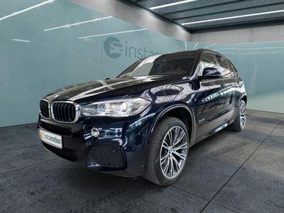 gebraucht BMW X5 X5xDrive30d M-Sportpaket Panoramadach Harman&Kardon HUD