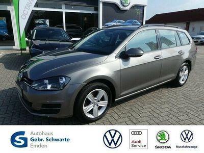 gebraucht VW Golf VII Variant 1.6 TDI Comfortline Navi Sitzh