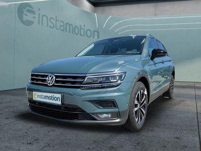 gebraucht VW Tiguan Tiguan2.0 TDI IQ.DRIVE | AHK | NAVI | LED |