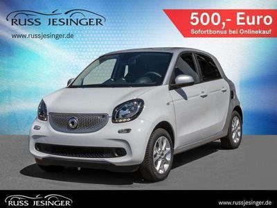gebraucht Smart ForFour 66 kW twinamic #Rate ab 195 � (0,99 %)# Passion