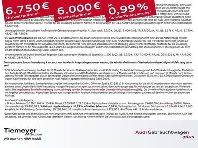 gebraucht Audi A7 Sportback 55 TFSI Q S LINE UPE100 LUFT AHK ST.HEIZ