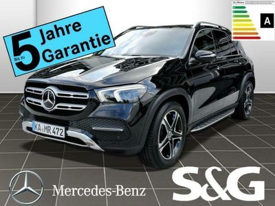 gebraucht Mercedes 300 GLEd 4MATIC EXCLUSIVE LED/360°/Pano/7-Sitze