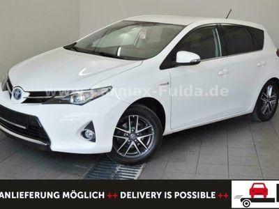 gebraucht Toyota Auris Hybrid Edition LED,Navi,Kamera,SH,PDC