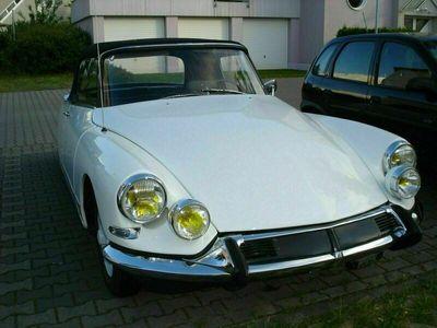 gebraucht Citroën DS 1963 Chapron - Cabrio Original
