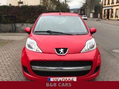 gebraucht Peugeot 107 Filou*1.HAND*KLIMA*5TÜRER*8FACH BEREIFT*