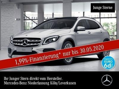 gebraucht Mercedes GLA250 4M AMG Pano LED Kamera Navi Totwinkel PTS