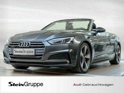 gebraucht Audi A5 Cabriolet 3.0 TDI S tronic quattro sport NAVI LED