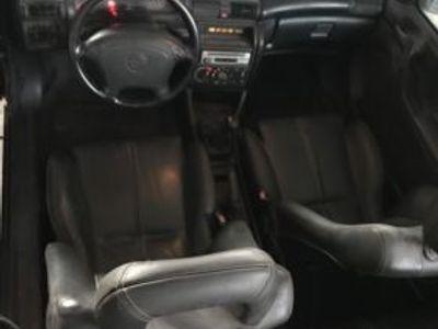 gebraucht Opel Astra Cabriolet F 2l 16V 136ps Motor X20XEV/Bertone/GSI