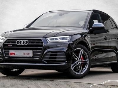 begagnad Audi SQ5 SQ53.0 TFSI quattro 260 kW (354 PS) tiptronic 8-stufig