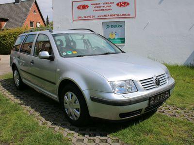 gebraucht VW Bora Variant II.HAND KLIMA SITZHEIZUNG