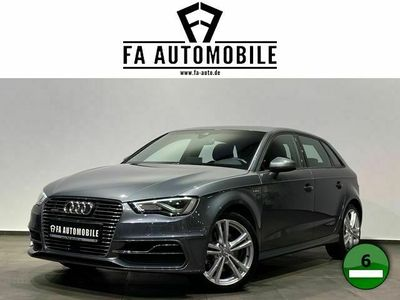 gebraucht Audi A3 Sportback e-tron S Line Standheizung Navi Ahk