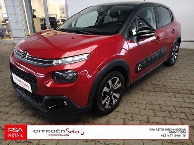 gebraucht Citroën C3 SHINE Pure Tech 110 S&S*NAVI*RF-KAMERA*