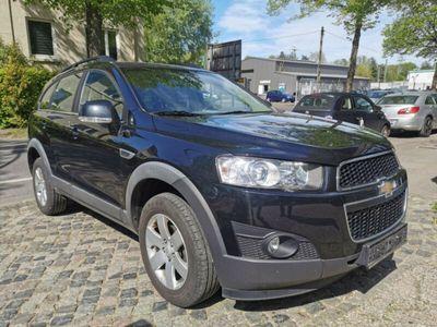 gebraucht Chevrolet Captiva 2.4 LT 2WD 7-Sitzer Navi-Leder TÜV Neu