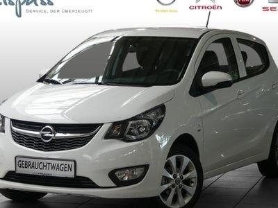 gebraucht Opel Karl Excite 1.0 KLIMA PDC LM-FELGEN ZV EFH RADIO