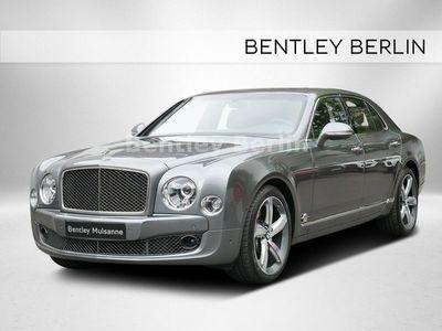 gebraucht Bentley Mulsanne 6.8 Speed Automatik -BERLIN