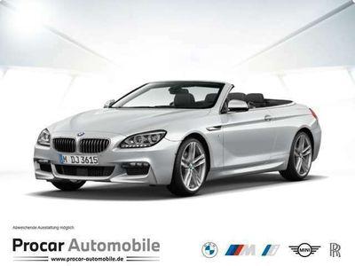 """gebraucht BMW 640 Cabriolet dA MSport,20"""",Komforstitze,HeadUp,TOP!"""