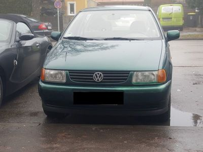 gebraucht VW Polo 50 Servo, 5tg.,8-fach-Bereift, TÜV 06/17