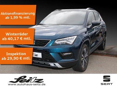 gebraucht Seat Ateca 2.0 TSI DSG Xcellence 4Drive