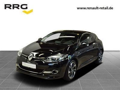 gebraucht Renault Mégane Coupé Megane COUPE 3 1.2 TCE 130 BOSE EDITION Coupe