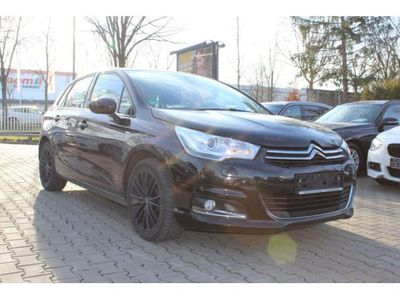 gebraucht Citroën C4 HDi 150 Exclusive *NAVI *LEDER *PDC *XENON