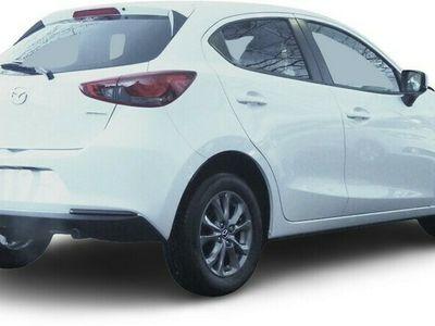 gebraucht Mazda 2 SKYACTIV-G 75 M Hybrid EXCLUSIVE-LINE KLIMA BT