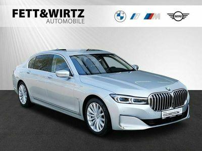 gebraucht BMW 750L d xDrive Limousine