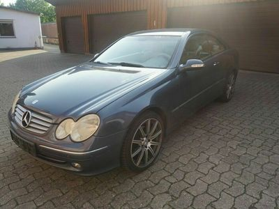 gebraucht Mercedes CLK240 CLK CoupeKlima !!!