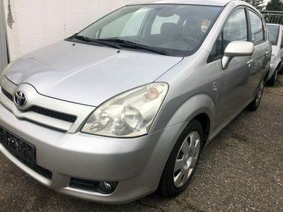 gebraucht Toyota Corolla Verso 1.8-l-VVT-i Executive KlimaNeueTüv