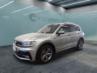 gebraucht VW Tiguan TiguanHIGHLINE R-LINE+ExP NAVIPRO.PANO.ACTIVE-I
