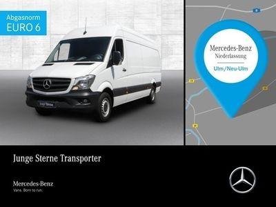 gebraucht Mercedes Sprinter 314 Kasten Hochdach Lang