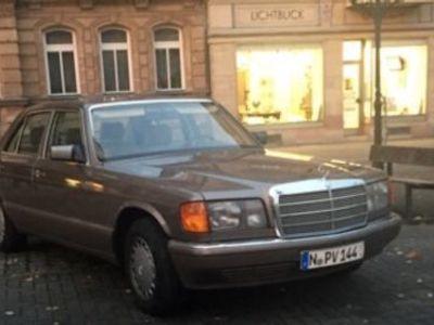 gebraucht Mercedes 260 SE. W126 TOP