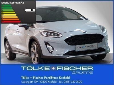 gebraucht Ford Fiesta Active 1.0 EcoBoost Keyless Rückfahrkam. Multif.Lenkrad RDC Klimaautom SHZ PDC