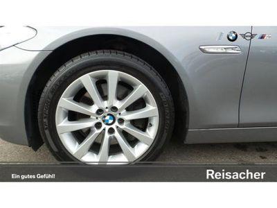 gebraucht BMW 525 d A Tou KliA,Navi,BT+USB,Xe,LM Räder,,Leder,A