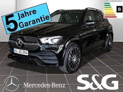 gebraucht Mercedes 300 GLEd 4MATIC AMG-Line LED/Pano/360°K/AHK/21
