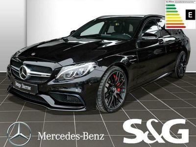gebraucht Mercedes C63 AMG AMG S T Distronic/COMAND/Sitzhzg/Burmester/