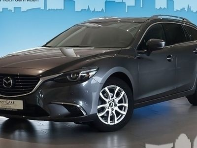 käytetty Mazda 6 SK SKYACTIV-D 150 FWD 5T AG AL-KIZOKU NAV SHZ