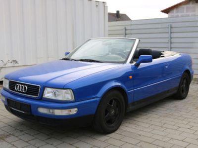 gebraucht Audi Cabriolet 1.8 / Elektr. Verdeck