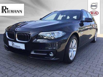 gebraucht BMW 520 Touring Aut., Gebrauchtwagen, bei Autohaus Riemann e.K.