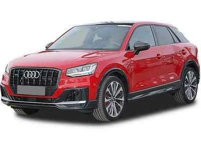 gebraucht Audi S2 Q2TFSI Pano NAVI ACC B&O 19 AHK HuD Virtual