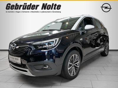 gebraucht Opel Crossland X 1.2 Turbo Ultimate SHZ HUD NAVI LED