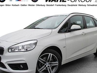gebraucht BMW 218 Active Tourer d Sport Line   EURO 6